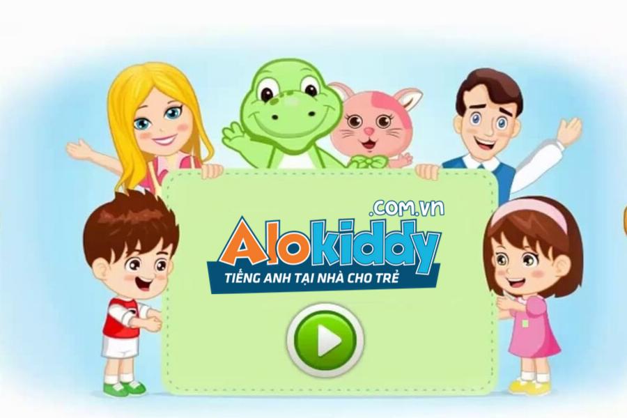 Ưu điểm vượt trội của phần mềm học tiếng Anh trẻ em Alokiddy ( 3-14 tuổi)