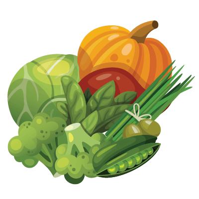 Unit 11: Vegetables