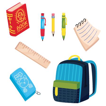 Unit 13: School items