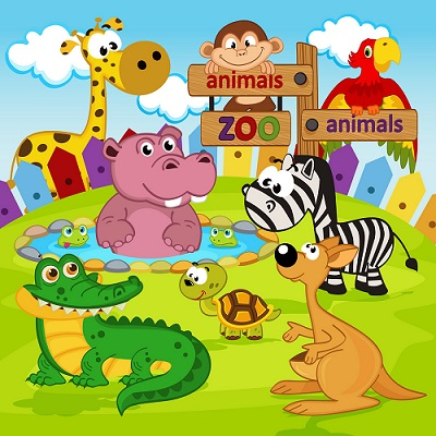 Unit 9: What did you see at the zoo?