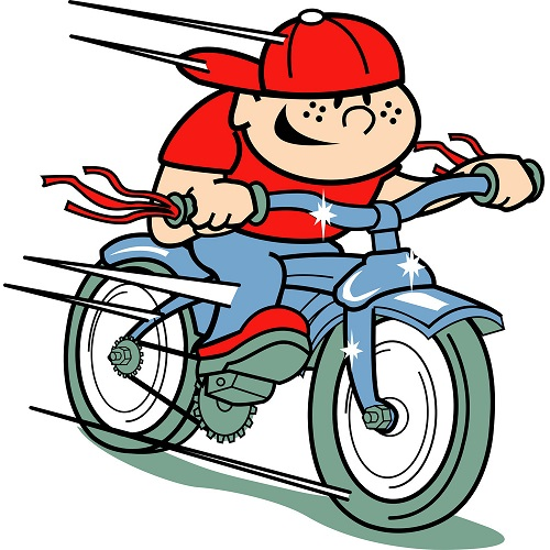 Unit 12: Don't ride your bike too fast!
