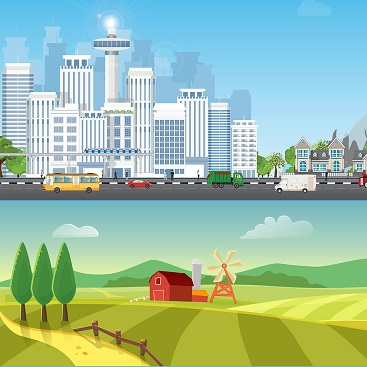 Unit 20: Which one is more exciting, life in the city or life in the countryside?