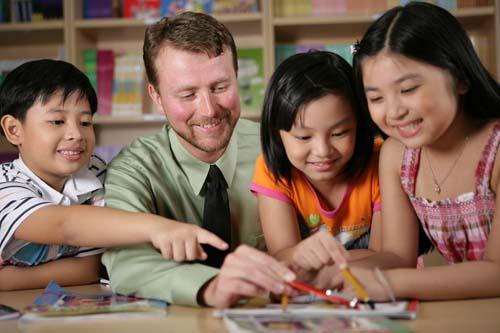 Học tiếng Anh trẻ em ở Hưng Yên
