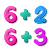 Unit 16: Adding 6 to a 1-digit number