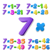 Unit 11: Multiplication table of 7
