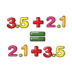 Unit 18: Commutative and associative property of adding decimals