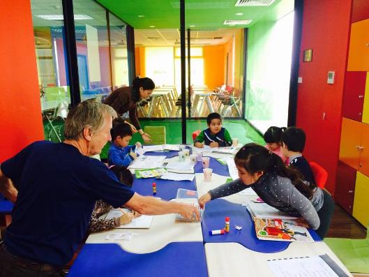 Phương pháp học tiếng Anh lớp 1 cho bé