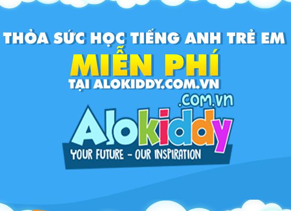 Giới thiệu chung về Alokiddy.com.vn