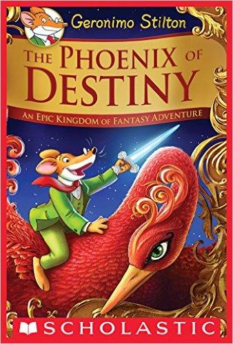 Giúp bé học tiếng Anh qua truyện The phoenix of Destiny