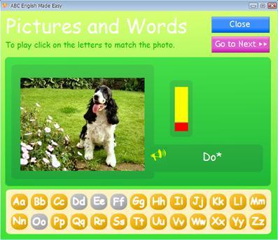 Phần mềm học tiếng Anh cho trẻ mẫu giáo