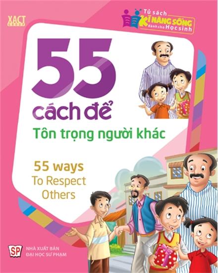 Sách tiếng Anh lớp 2 dạy kỹ năng sống tôn trọng người khác