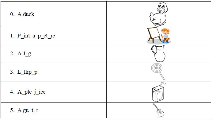 Bài tập tiếng Anh lớp 3 sách mới cho bé học tại nhà
