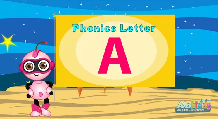 Dạy học tiếng Anh theo phương pháp phonics