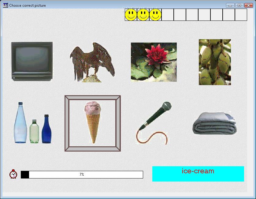 English by Picture phần mềm học tiếng Anh bằng hình ảnh cho trẻ em