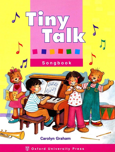 Sách tiếng Anh lớp 3 Tiny Talk Songbook