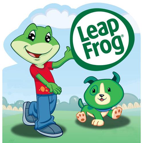 Giới thiệu bộ đĩa học tiếng Anh cho trẻ - Leap Frog