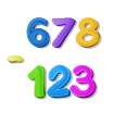 Unit 2: Subtracting 3-digit numbers with renaming once