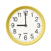 Unit 3: Telling time