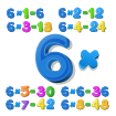 Unit 4: Multiplication table of 6