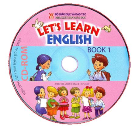 Phần mềm học tiếng Anh lớp 3 Let's Learn English 1