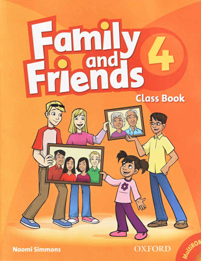 Sách tiếng Anh lớp 4 Family and Friends 4
