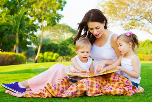 Trẻ học đọc tiếng Anh như thế nào?