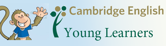 Tiếng Anh trẻ em - Cambridge Young Learners English (YLE)
