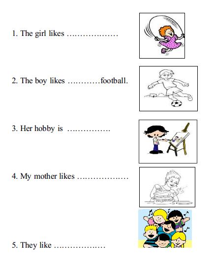 Bài tập tiếng Anh lớp 3 chương trình mới kèm lời giải