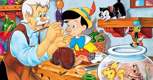 Bé học tiếng Anh lớp 5 qua truyện Pinocchio Chú Bé Người Gỗ