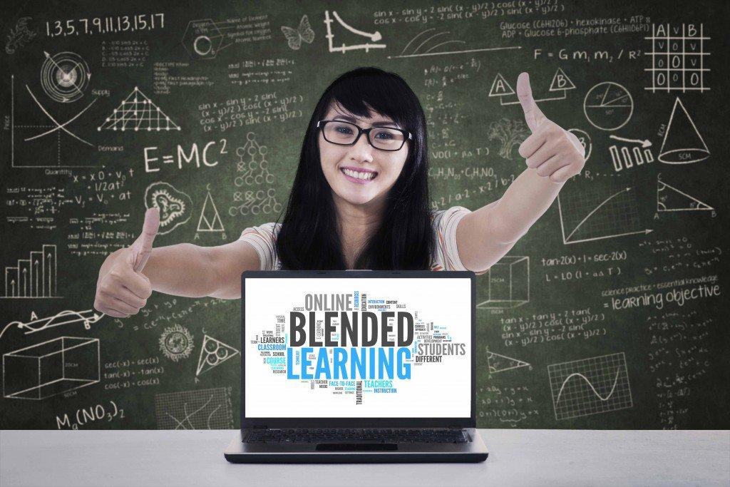 Blended learning sự kết hợp hoàn hảo giữa học trên lớp và học online