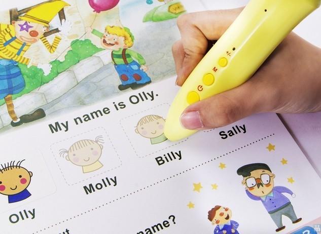 Bộ sách tiếng Anh cho trẻ em mẫu giáo Popodoo Smart English