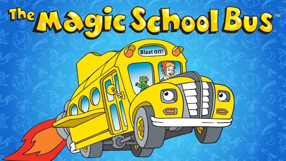 CD tiếng Anh lớp 1 The Magic School Bus