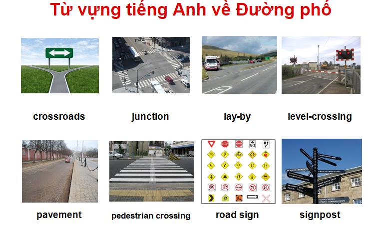Dạy đọc tiếng Anh cho trẻ lớp 1 qua hình ảnh theo chủ đề Street như thế nào?