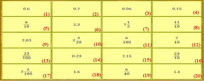 Đề thi Violympic toán tiếng Anh lớp 5 vòng 4 năm 2015-2016
