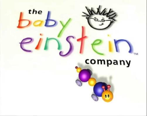 Đĩa học tiếng Anh cho trẻ em mẫu giáo Baby Einstein