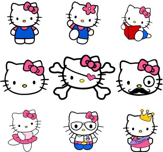Đĩa học tiếng Anh lớp 2 Hello Kitty And Friends