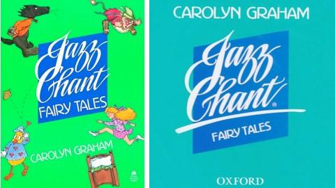Đĩa tiếng Anh lớp 5 Jazz Chant Fairy Tales
