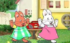 Đĩa tiếng Anh lớp 5 Max and Ruby Season