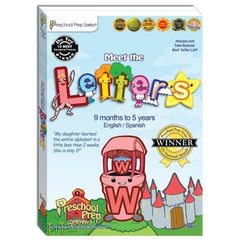 DVD Preschool Prep học tiếng Anh từng tập cho bé lớp 1