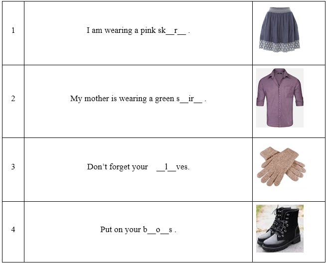 Lời giải đề thi tiếng Anh lớp 5 học kỳ 2 cho trẻ em