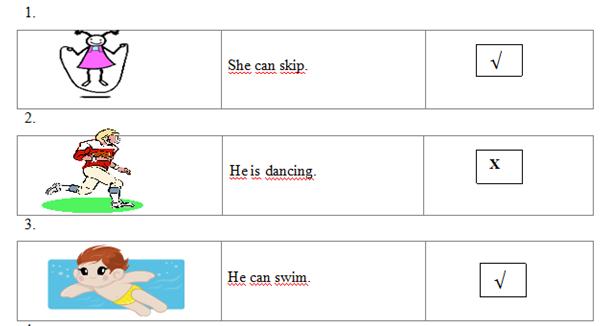 Lời giải tiếng Anh lớp 4 giữa học kỳ 1 cho trẻ