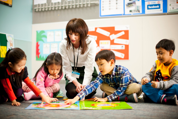 Lớp học tiếng Anh cho trẻ em tại trung tâm Alokiddy có gì đặc biệt?