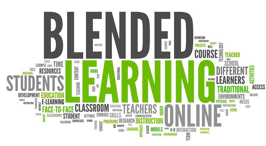 Mô hình lớp học theo phương pháp Blended learning