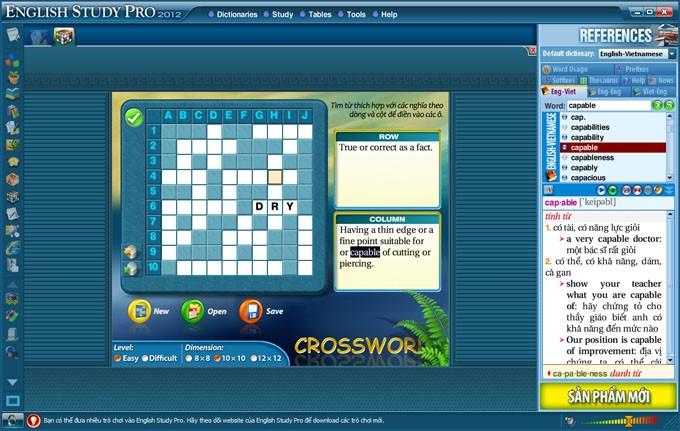 Phần mềm tự học tiếng Anh giao tiếp lớp 5 English Study Pro