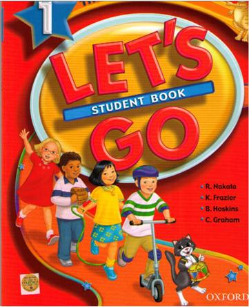 Sách học tiếng Anh cho trẻ 10 tuổi Let's Go hấp dẫn