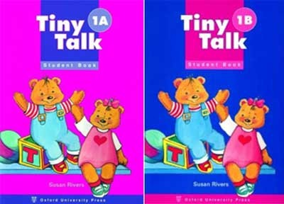 Sách học tiếng Anh lớp 2 Tiny Talk cho bé học tiếng Anh