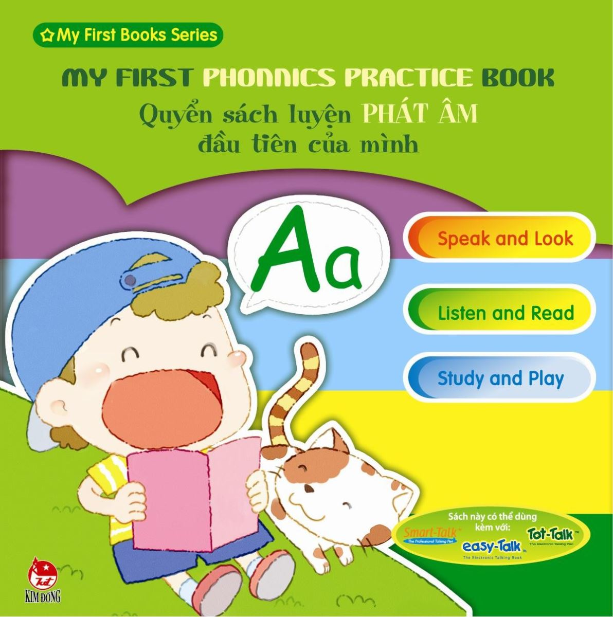Sách tiếng Anh lớp 5 My first phonics practice book