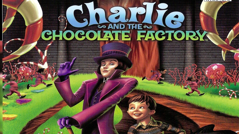 Sách truyện tiếng Anh cho bé mẫu giáo Charlie and the Chocolate Factory