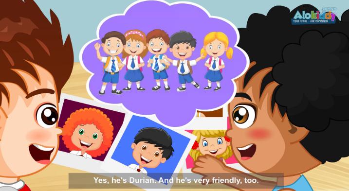 Tiếng Anh lớp 3 unit 6 cho trẻ