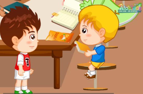 Bài tập tiếng Anh dành cho học sinh lớp 5